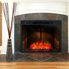 Corner Electric Fireplace Real Flame Chateau Corner Electric Fireplace Freestanding Logs