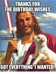 Birthday Wishes Meme - thanks for the birthday wishes benghazi got everything i wanted