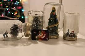 gift card snow globe the gift feat diy jar snow globes