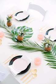 Bridal Shower Table Decorations 35 Simply Stunning Summer Table Decorations That Will Be This