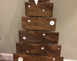 Pallets Christmas Decorations Wholesale by Wooden Trees Rustic Christmas Tree Christmas Decorations