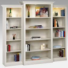 a u0026 e hampton double wide bookcase 48 inch hayneedle