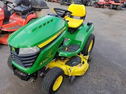 2015 john deere x500 with 48 inch deck for sale in middleton wi