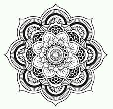 om mandala coloring pages awesome collection of printable om mandala drawing about reference