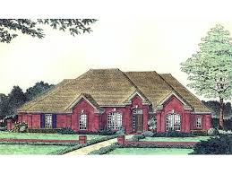 flint hill country french home plan 036d 0124 house plans and more