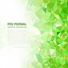 Light Green Color by Kelly Green Color Polygonal Background 123freevectors