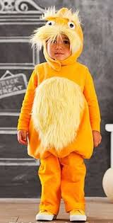 Lorax Halloween Costume Lorax 9 Daughter Wore