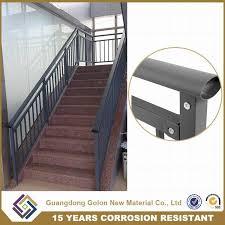 Exterior Stair Handrail Kits Aluminum Exterior Railings Stairs Exterior Wrought Iron Railings