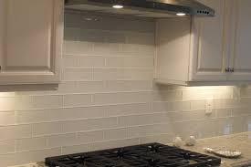 Kitchen White Glass Backsplash Tile Ideas Uotsh - Glass kitchen backsplash