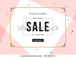 banner design jpg elegant sale discount banner download free vector art stock