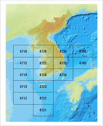 the sea map basic maps of the sea hydrographic and oceanographic agency