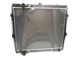 radiator mitsubishi pajero nl 3 5l 6g74 v6 petrol engine