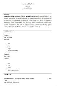 Resume Example Simple by Download Basic Resume Samples Haadyaooverbayresort Com