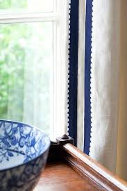 Large Print Curtains Best Drapery Panel Bandings Trims Images On Pinterest Large Print