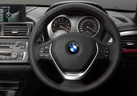 bmw one series india bmw 1 series steering wheel interior picture carkhabri com