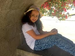 10 year old a 10 year old girl makes her pitch to western powers for peace in