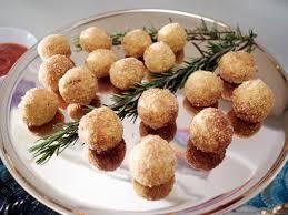stuffed arancini recipe giada de laurentiis food network