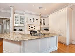 granite countertop corner kitchen cabinets ideas brick tiles for
