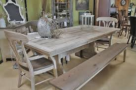 Distressed Pedestal Dining Table Amazing Distressed Dining Table And Plus Wood Dining Table