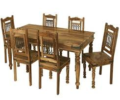 Dining Table And Six Chairs Dining Table And Six Chairs Adorable Decor Charming Dining Table