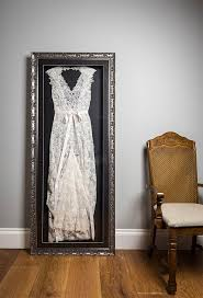 a frame wedding dress frame your wedding dress and accessories with the beautiful frame