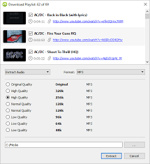 cara download mp3 dari youtube di pc how to download entire youtube playlist in mp3 4k download