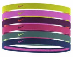 sport headbands nike accessories swoosh sport headbands 6pk buy and offers on