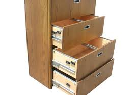 cabinet wood filing cabinet 4 drawer breathtaking decor plus