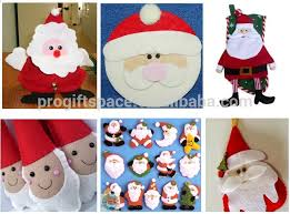 Santa Claus Dolls Handmade - 2018 sale eco cheap handmade felt wholesale