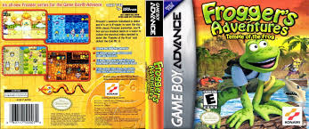 frogger u0027s adventures temple of the frog rom download gba