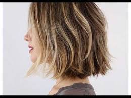 layered wedge haircut for women how to cut a layered bob haircut tutorial youtube