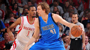 dirk nowitzki says he would be willing to transition to sixth man