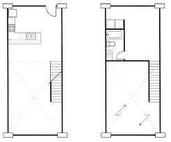 collection bungalow with loft floor plans photos best image