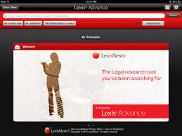 lexis nexis news search review lexis advance and lexis advance hd legal research on