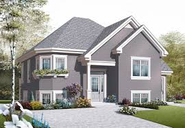 split level multi level house plan 2136 sq ft home plan 126 1081