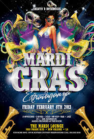 mardi gra for sale mardi gras party flyer template by creativb graphicriver