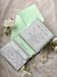 mint wedding invitations mint green wedding invitations marialonghi