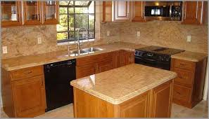 what color granite goes with golden oak cabinets yellow granite madura gold granite countertop sles
