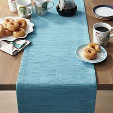 long table runners crate and barrel