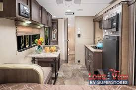 Rv Modern Interior Vintage And Modern Come Together In The Forest River R Pod