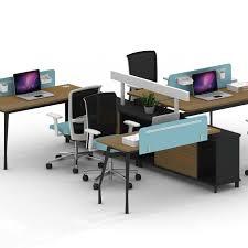 gms05 modern computer workstation desk or working station working