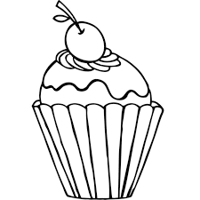 kidscolouringpages orgprint u0026 download cupcakes coloring pages