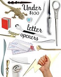 unique letter opener 100 letter openers design sponge