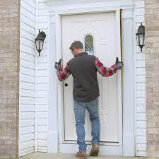 Prehung Exterior Doors Install A Prehung Exterior Door