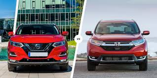 honda crossroad 2016 nissan qashqai vs honda cr v which is best carwow