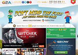 g2a black friday weekly sale steam unpowered
