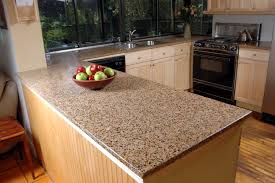 types of kitchen countertops trendy best types of kitchen