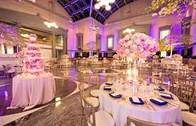 lighted centerpieces for wedding reception church ceremony with nigerian traditions chic ballroom reception