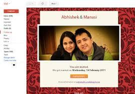 best wedding invitation websites free online indian wedding invitation website indian wedding