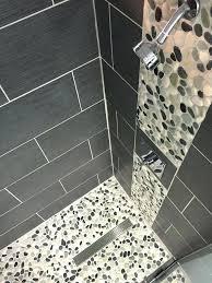 Bathroom Shower Floors Shower Floor Tiles Ideas Pebble Shower Floors For Tiled Showers